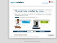 myfamilydoctor.co.uk doctor, , private