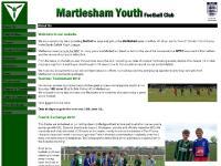myfc.org.uk Martlesham, MYFC, youth