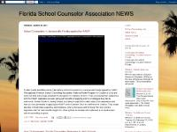 Florida School Counselor Association NEWS