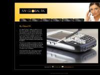 myglobalpa.co.uk My Global PA, myglobalpa, pa service