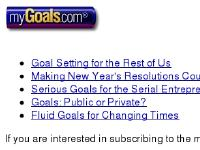 Goal-Setting Articles, Health & Fitness Goals, Family & Relationship Goals, Time Management & Organization Goals