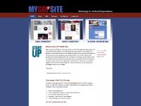 mygopsite.net GOP Committee Web Site website design development republican conservative Pittsburgh Washington DC