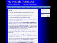 myhealthoptimizer.com Get Started, Byty Childtheme