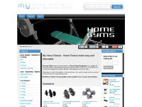 myhomefitness.co.uk fitness, home fitness, exercise
