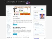 myhonestmechanic.com auto repair, auto insurance, car insurance