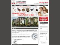 myintegritypest.com rodents, bees, bee removal