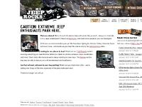 Extreme Jeep Enthusiasts Park Here MyJeepRocks.com