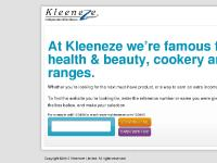 www.mykleeneze.com