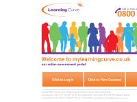mylearningcurve.co.uk NVQ, Distance Learning, Skill for life