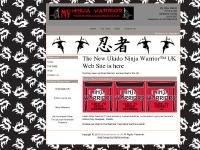 My Ninja Warrior - Japanese Ukido Ninja Warriors