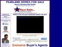 PEARLAND REAL ESTATE Homes For Sale TEXAS BUYER REALTY LLC