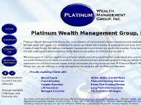 Platinum Wealth Management Group, Inc.