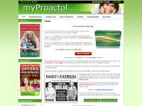 Buy Proactol Fat Binder Diet Pill UK