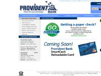 Provident Bank - California