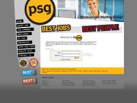 mypsg.com Professional Staffing Group, PSG, problem solved guaranteed