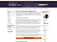 myr4card.com r4 card, r4 ds revolution, r4 ds card