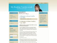 My Reading Teacher.co.uk - Teach Your Child To Read