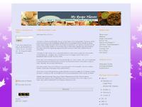 myrecipeflavors.blogspot.com Recipe Index, Weight Conversions, Kitchen Tips