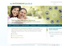 Retirement Pay & Financial Retirement Planning | MyRetirementPaycheck