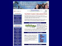 Top Roller Coasters | Amusement Parks