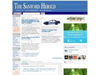 mysanfordherald.com mysanfordherald.com, Sanford, Herald