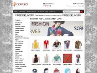 myscarfshop.com My Account:, New Arrivals, Womens Scarves