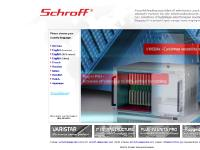 Schroff Worldwide - the specialist for cabinets, racks, cases, chassis, subracks, modules, plug-in unit, system integration, atca, climate control, power supplies, front panels