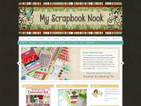 myscrapbooknook.org Check Out, Return to top of page, Genesis Framework