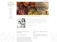 Scrumptious Yarns, Knitting Accessories and Encouragement | My Sister Knits