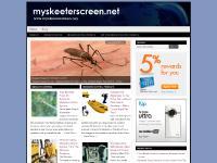 myskeeterscreen.net