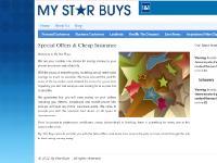mystarbuys - My Star Buys