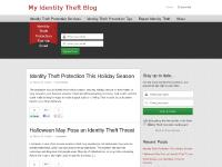 Identity Theft Protection and ID Theft Prevention Blog