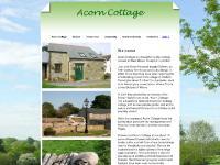 Holiday Cottage Wales - Acorn Holiday Cottage Wales - Sleeps 4