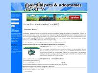 Adopt a Virtual Pet Adoptables.