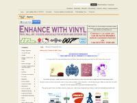 n-e-sign4u.com vinyl stickers, vinyl decals, custom stickers