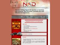 Car rental with driver, Airport transfer, Algiers hotel reservation, reception and seminar Organization