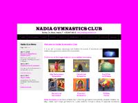 nadiagymnastics.ie Weekly Timetable, Gym Closures, Child Protection