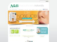 Home - Unwanted Hair: Nads Hair Removal