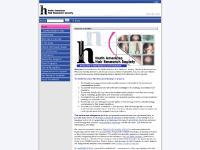 Current Studies section, application form, NAHRS EVENTS, CURRENT STUDIES