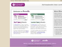 Northamptonshire Adult Learning Service | Moodle