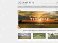 Welcome to Nambiti Private Game Reserve