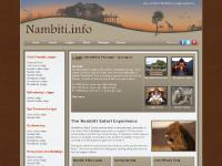 Nambiti Conservancy and Game Lodges