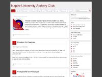 Napier University Archery Club