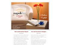 Bed and breakfast Napoli | B&B Napoliday | residence Napoli | Dormire a napoli | Naples accomodations