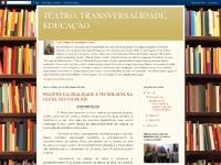 TEATRO, TRANSVERSALIDADE, EDUCAÇÃO