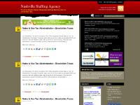 Nashville Staffing Agency and Staffing Agencies in Nashville