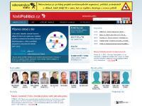 Naši politici - Server kde se dozvíte více o českých politicích