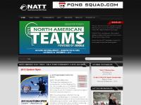 natabletennis.com Table Tennis, Ping Pong, NATT