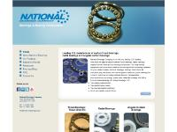 Custom Bearings and Bearing Components Manufacturer: National Bearings Company
