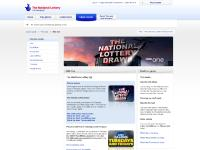 BBC One | TV shows | The National Lottery